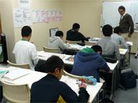 井尻の学習塾てっぺんの授業風景2